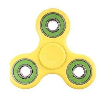 Fidget Spinner geel-groen