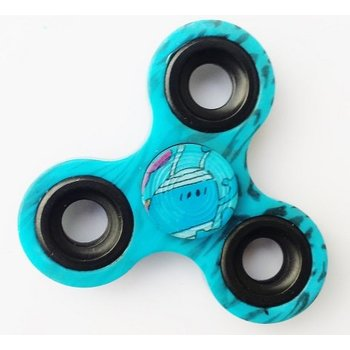 Fidget Spinner Special Design Blue