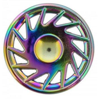 Figet Spinner Luxe metaal Rainbow Wheel 3