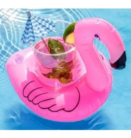 Flamingo cup holder