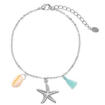 Yehwang Enkelbandje Starfish