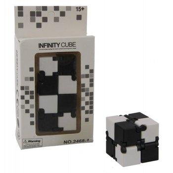 Fidget Infinity Cube black & white