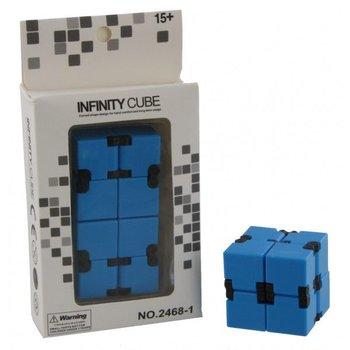 Fidget Infinity Cube blue