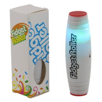 Fidget Roller white with Leds