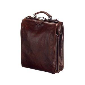 On The Bag - Dark Brown
