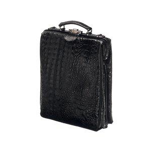 On The Bag - Black Croco