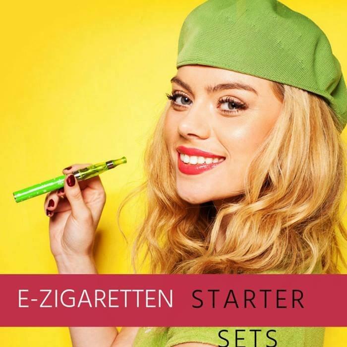 e zigarette starterset