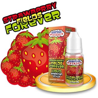 American Stars e liquid Strawberry Fields Forever