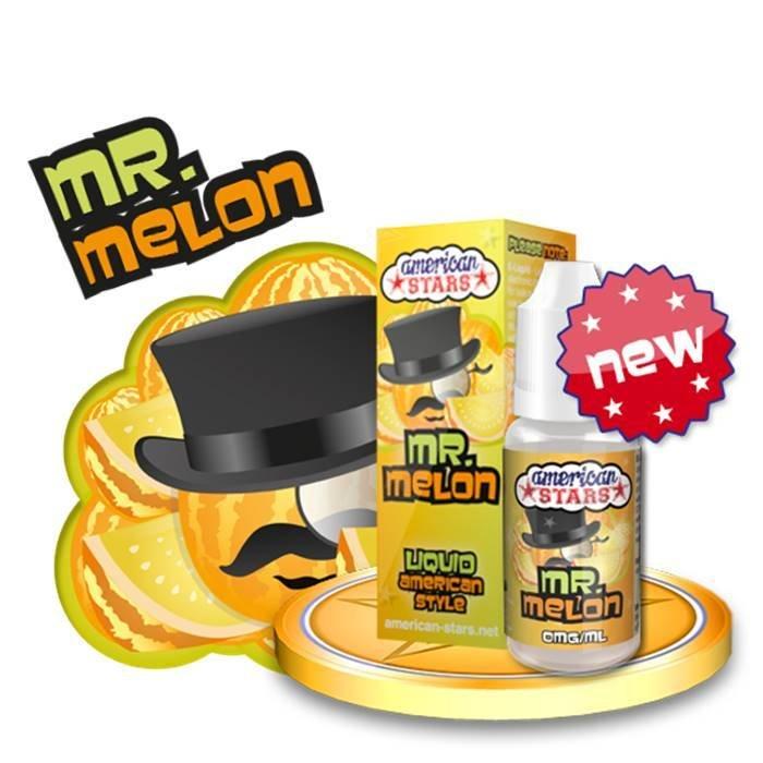 e liquid MR Melon für e zigarette