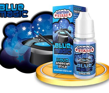 American Stars American Stars BLUE MAGIC e liquid für e zigaretten