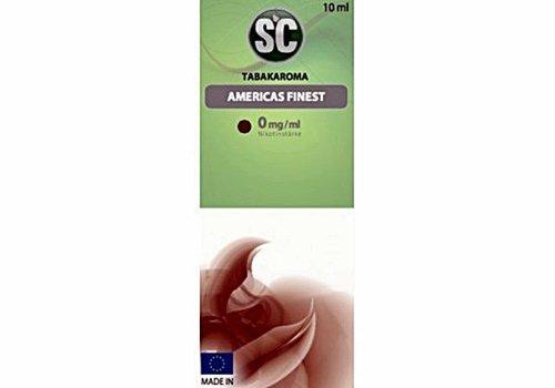 SILVER CONCEPT America´s Finest TABAK E-ZIGARETTE LIQUID