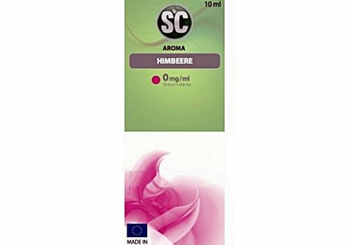 SILVER CONCEPT SC HIMBEERE e-zigaretten LIQUID