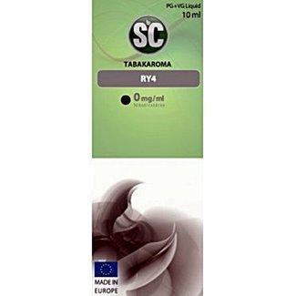 SILVER CONCEPT SC RY4 Tabak e-zigaretten Liquid