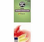 SILVER CONCEPT Erdbeere Käsekuchen E-Zigaretten Liquid