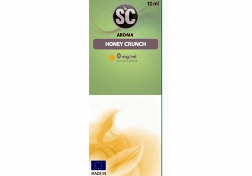 SILVER CONCEPT Honey Crunch E-Zigaretten Liquid