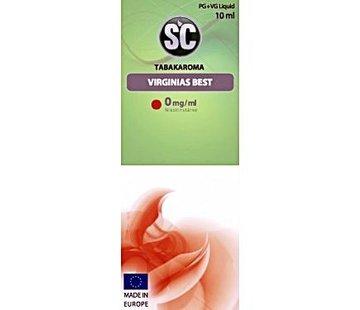 SILVER CONCEPT Virginia Best Tabak e-Zigarette Liquid