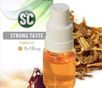 SILVER CONCEPT STRONG TASTE TOBACCO e-Zigaretten Liquid