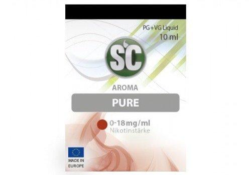 SILVER CONCEPT SC Pure Tabak e-Zigaretten Liquid