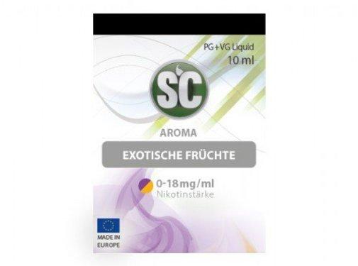 SILVER CONCEPT SC Liquid Exotische Früchte
