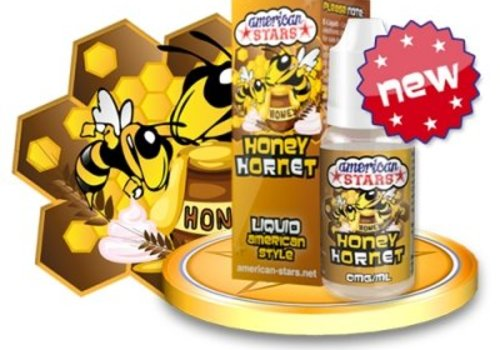 American Stars American Stars HONEY HORNET e-Liquid