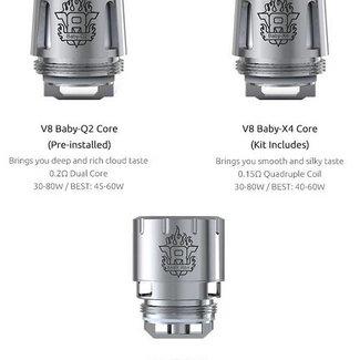 SMOK SMOK TFV8 Baby Turbo Engines Replacement Coils