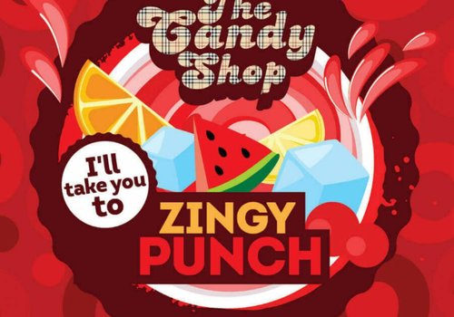 Big Mouth Zingy Punch Aroma aus The Candy Shop