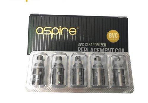 ASPIRE Aspire BVC Ersatz-Verdampferkopf (5 Stück)
