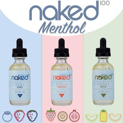 e-Liquids mit Menthol Geschmack