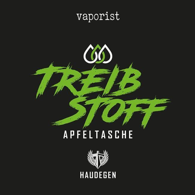 TREIBSTOFF TREIBSTOFF - Apfeltasche - 100ml e-Liquid von Haudegen