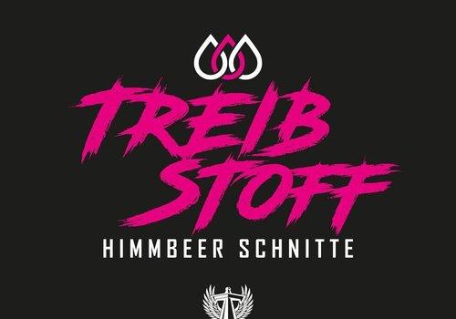 TREIBSTOFF TREIBSTOFF - Himbeer Schnitte - 100ml e-Liquid