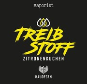 Vaporist TREIBSTOFF - Zitronenkuchen - 100ml e-Liquid