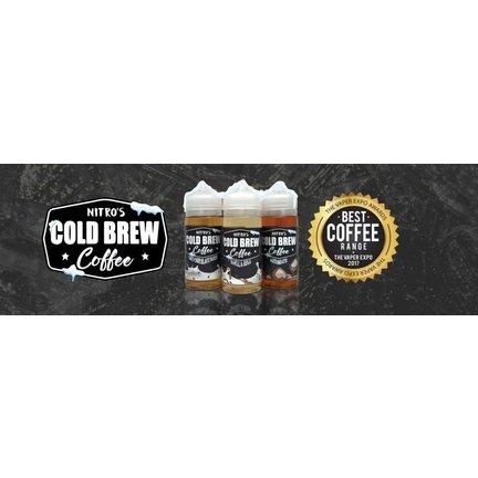 Nitro's Cold Brew Coffee E-Liquids