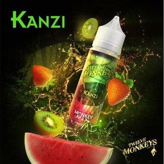 Twelve Monkeys Vapor Co. Kanzi (50ml) E-Liquid by Twelve Monkeys