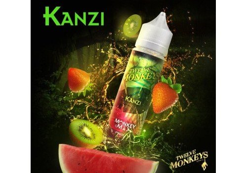 Twelve Monkeys Vapor Co. Kanzi (50ml) E-Liquid by Twelve Monkeys