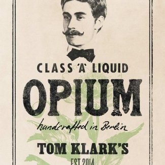 TOM KLARK`S Tom Klark´s - Opium 50ml E-Liquid