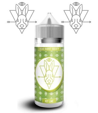 DEAD RABBIT SOCIETY DRS Green White 100ML E-Liquid