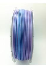Silky blue-purple pastel