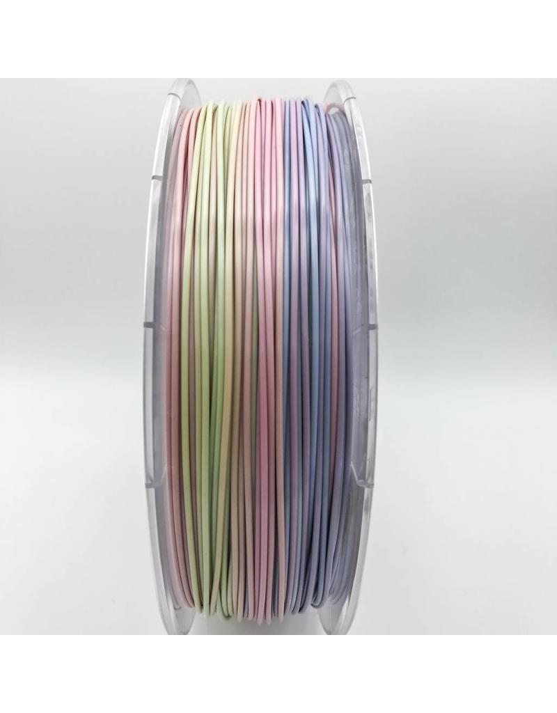Silky Rainbow pastel