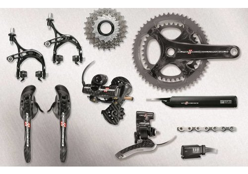 Campagnolo Super Record EPS 2x11-speed groepset