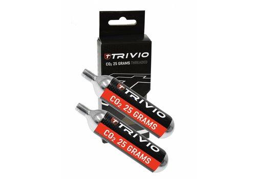 Trivio CO2 patronen 25 gram