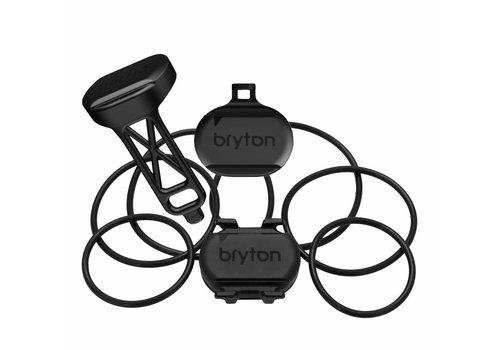 Bryton Duo Cadans/sneheid sensor