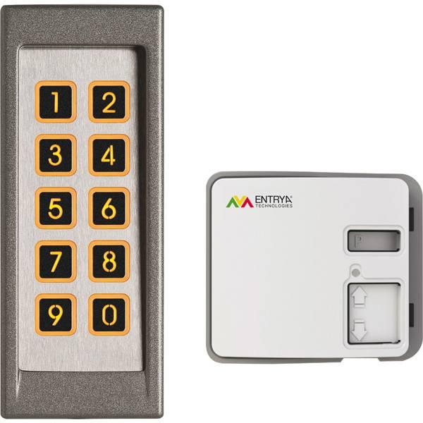 Entrya Cifero XT kit codeklavier voor 60 codes