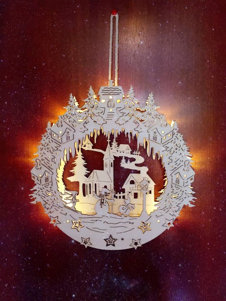 Weihnachtsdeko Beleuchtet Weihnachten 2017