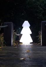 LED Weihnachtsbaum Beleuchtung, Kabellos mit Farbwechsel, Fernbedienung, Akku 36 cm x 14 cm x 65 cm