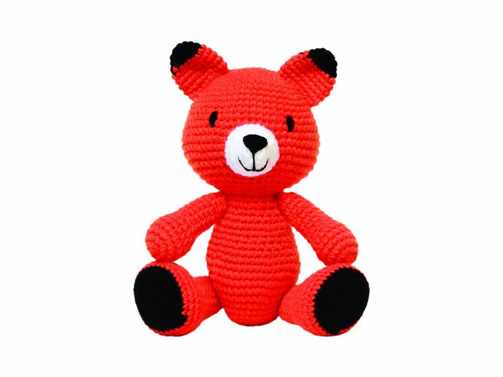 Feuerroter Fuchs Foxxie