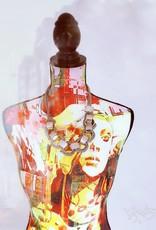 Schneiderpuppe mit LED Beleuchtung, Fashion