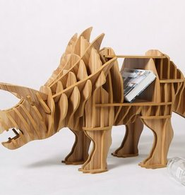 Decor Of World Nashorn 3D Puzzle Holzregal