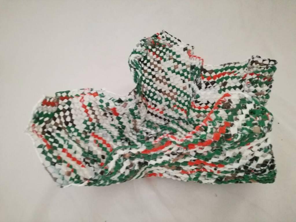 Decor Of World Dekoschale Obstschale Recycling formbar kreativ Kunst faltbar farbig Neu New