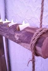 Decor Of World Kerzenhalter Strickleiter Wanddeko