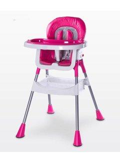 Kinderstoel Pop magenta